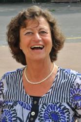 Charlotte Böse, stellvertretende Schulleiterin und Bereichsleitung Grundschule
