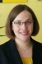 Frau Merten, stellvertretende Bereichsleiterin der KGS